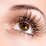 Eye lash treatment
