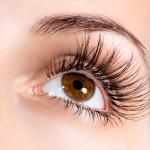 Eye lash treatment