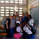 Dr Barbara Kubicka, Haiti Expedition